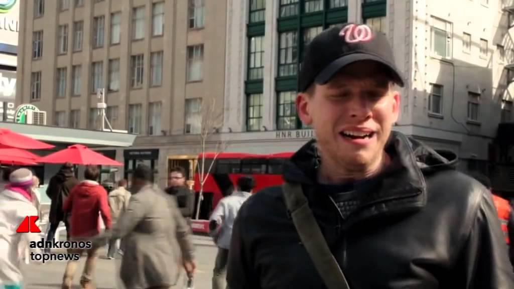Primo trailer della serie Minority Report... - YouTube