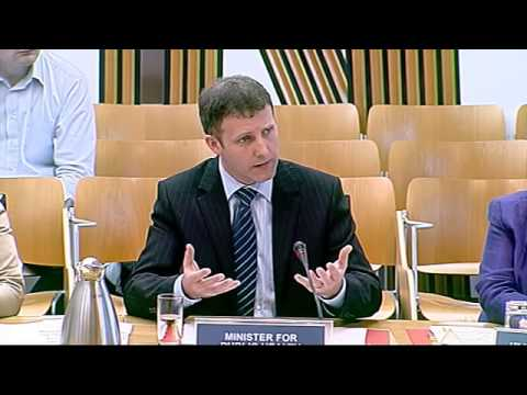 Health and Sport Committee - Scottish Parliament: 30th April 2013