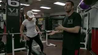 Paula Creamer's Unexpected Workout Regimen