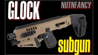 The Glock Subgun: Must Have Accessory from CAA