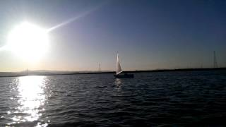 On the water - Port of Redwood City, 04/07/2014