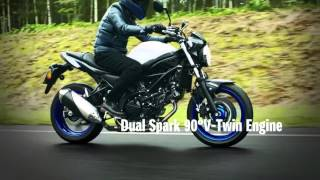 2016 NEW SUZUKI SV650A ABS official promo video