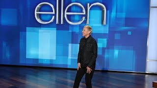 Ellen Shares the Secret to Living Forever
