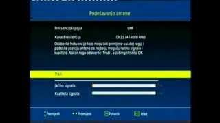 EVO TV - DVB-T2 Croatia (LQ - VHSrip)