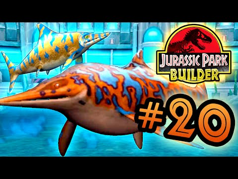 Jurassic Park Builder: Tournament: Part 20 HD Dolphin Squad