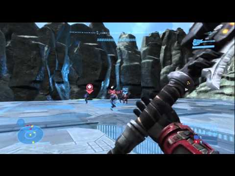 GRIFBALL-HALO REACH-1ST ATTEMPTS-ALM1GHTY-COMMENTARY-GAME 1