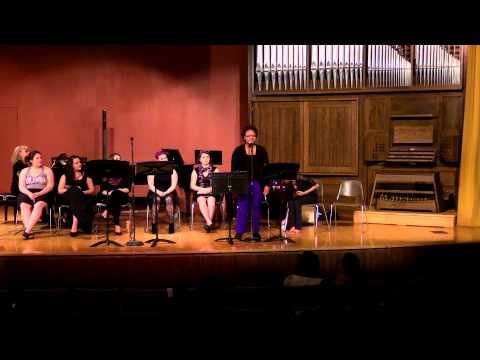 The CC Jazz Combos Ensemble Spring Concert 2015 Progra and Photos