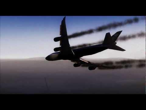 Boeing 747 Crash Crash Landing Boeing 747-8