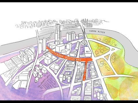 Transforming Southbank Boulevard | City of Melbourne