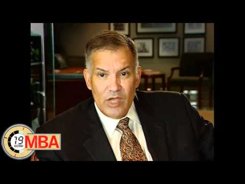 30 Second MBA - Joe Robles, CEO of USAA