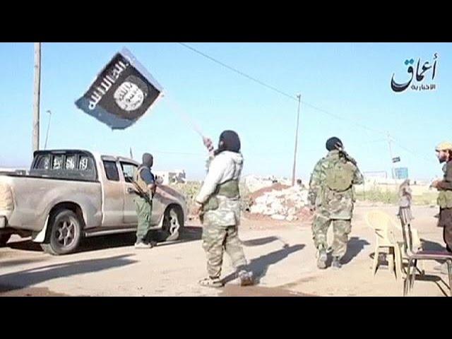 Grupo Estado islâmico avança na Síria
