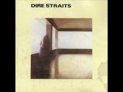 Dire Straits - Six Blade Knife