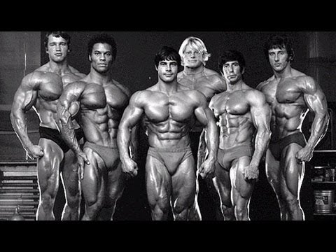 Bodybuilding- Good Old Days! video