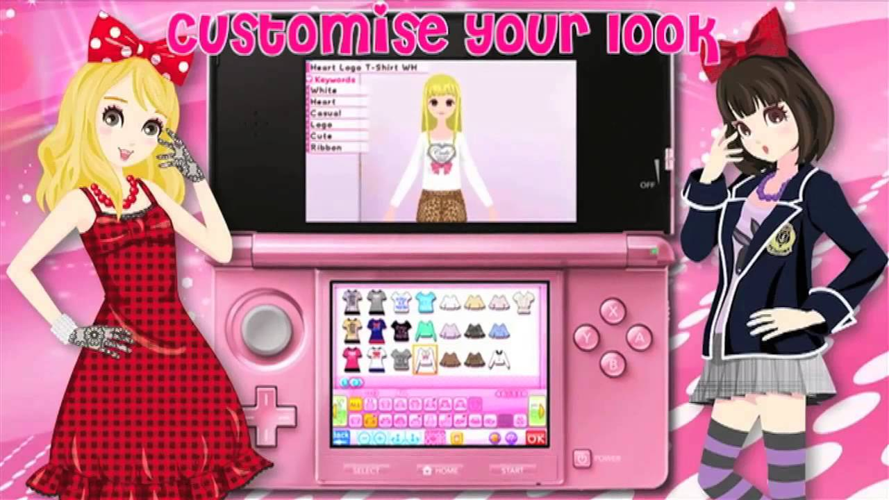 Girls Life Makeover Nds
