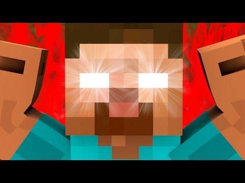 HEROBRINE BOSS MONSTER In MINECRAFT(Minecraft One Command Block)