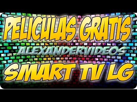 Como ver películas gratis en tu smart tv LG