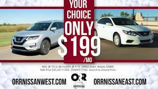 Orr Nissan Commercial - End of Year Savings