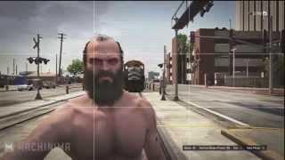 GTA 5  Более 100 возможных смертей в игре
