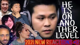 Download lagu 2021 NEW REACTIONS #12   Marcelito Pomoy sings The Prayer (Celine Dion & Andrea Bocelli) Wish 107.5