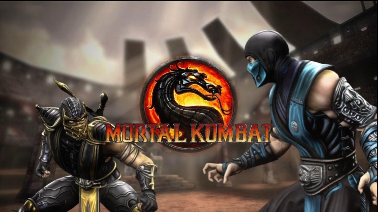 Mortal kombat komplete edition nudity hentia clips