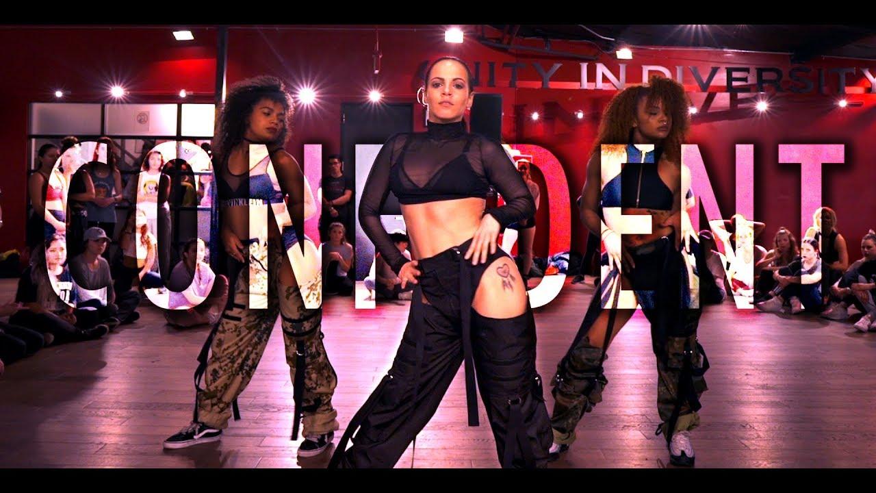 Demi Lovato Confident Choreography Jojo Gomez Dance Demilovato Youtube