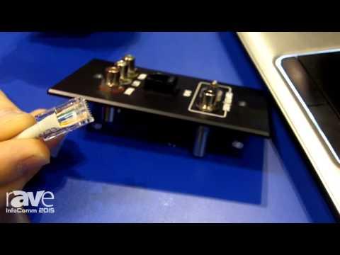 InfoComm 2015: Covid Demos RJ45 Clips