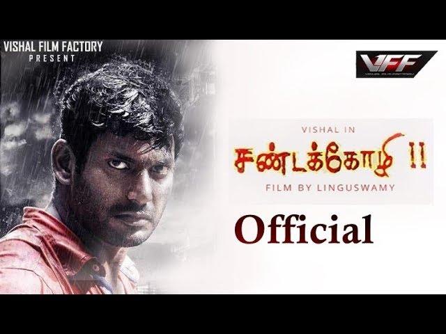 Sandakozhi 2 official : Vishal | Shooting| Teaser| Thalapathy 62|  Vijay62| Thala Ajith | Viswasam
