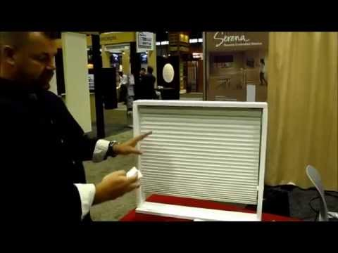 Lutron Serena Battery Powered Cellular Shades by 3 Blind Mice Window Coverings - San Diego