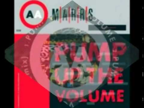 Marrs - Pump Up The Volume (Extended)