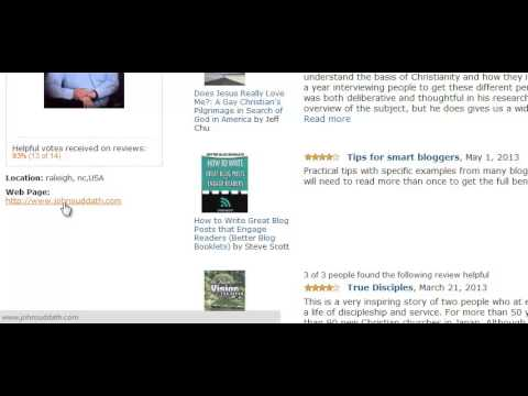 How To Get Unlimited High Quality Amazon Reviews