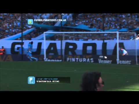 Grandes atajadas. Fecha 12. Torneo Primera División 2014. Fútbol Para Todos