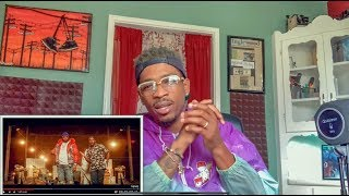 E-40 - Chase The Money ft. Quavo, Roddy Ricch, A$AP Ferg, ScHoolboy Q | REACTION
