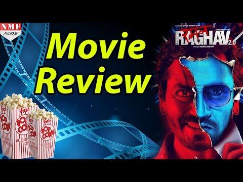 Raman Raghav 2.0 Movie Review | Nawazuddin Siddiqui ,Vicky Kaushal