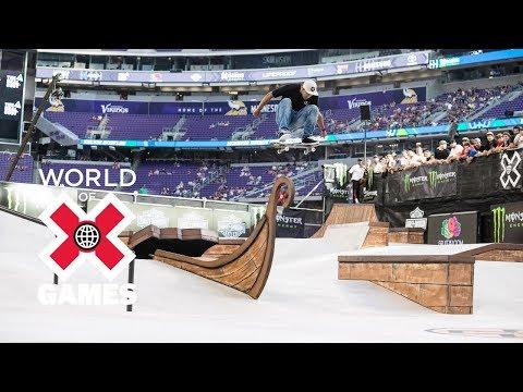 Kelvin Hoefler: No. 8 Moment of 2017 | World of X Games