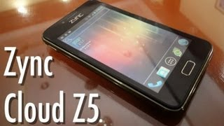 Zync Cloud Z5 - Video Review