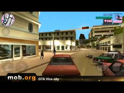 GTA Vice City Android Review - mob.org