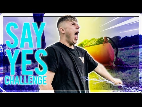 YES CHALLENGE NEARLY TOPPED MY BRO