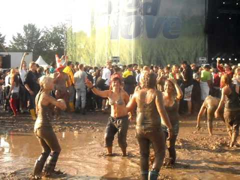 Party im Schlamm @ Sea Of Love 2011