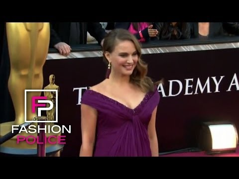 Fashion Police: 2011 Oscars Best and Worst