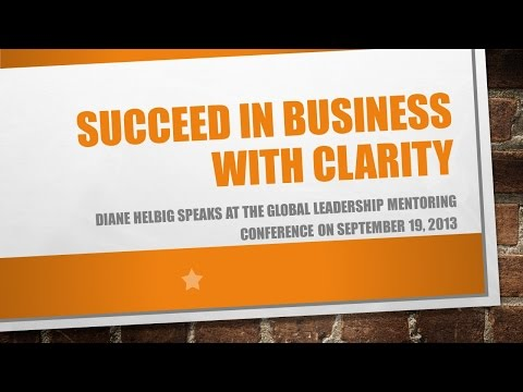 Succeed in Business with Clarity