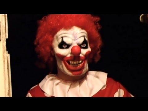 Scary Killer Clowns video