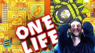 ONE LIFE LATE GAME ::  Bloons TD Battles :: 20,000 ECO