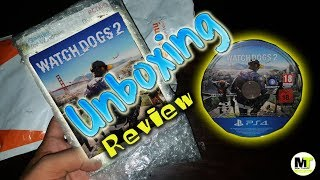 WATCH DOGS 2 *4-DVD'S* UnBoxing/Review Full Guide (How To Install & GamePlay) {Hindi/Urdu} HD