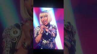 Nicki Minaj: Poke it out snl