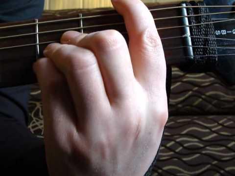 7. F, B - Chwyty Gitarowe. Nauka Gry Na Gitarze