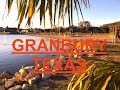 Granbury Texas Lambert Branch City Beach Park Brazos River.