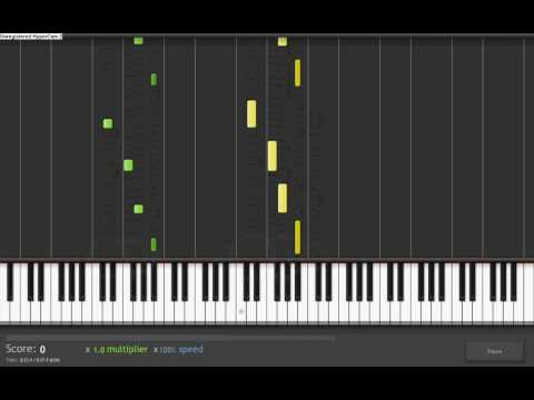 How to play Spongebob Theme on piano Music Videos
