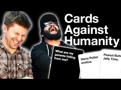 Cards Again(st) Humanity!