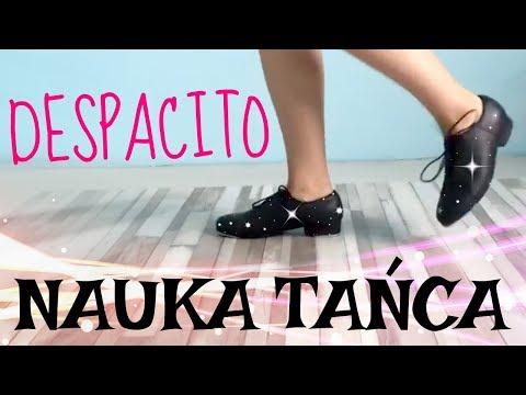 NAUKA TAŃCA - DESPACITO Luis Fonsi Ft Daddy Yankee - CHOREOGRAFIA KROK PO KROKU
