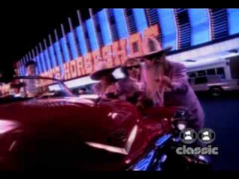 Dailymotion   ZZ Top   Viva Las Vegas, une vidéo de rycko35  top, viva, las, vegas, musik